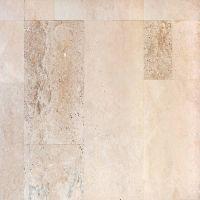 carrelage pierre calcaire travertin beige soutenu