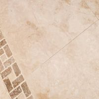 carrelage marbre de travertin moka rustique