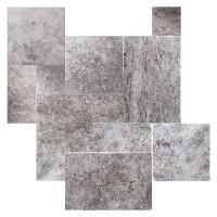 Mosaique gris silver