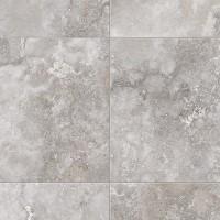 Travertin 60x60 gris silver 1er choix