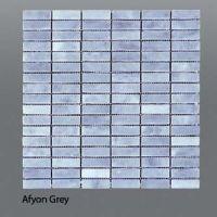Plaquette de marbre gris  1,5x4,5